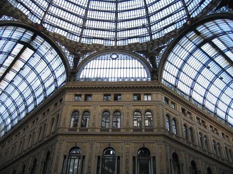 Galleria Umberto I shopping centre
